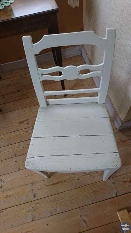 Gamla stolar 4 st