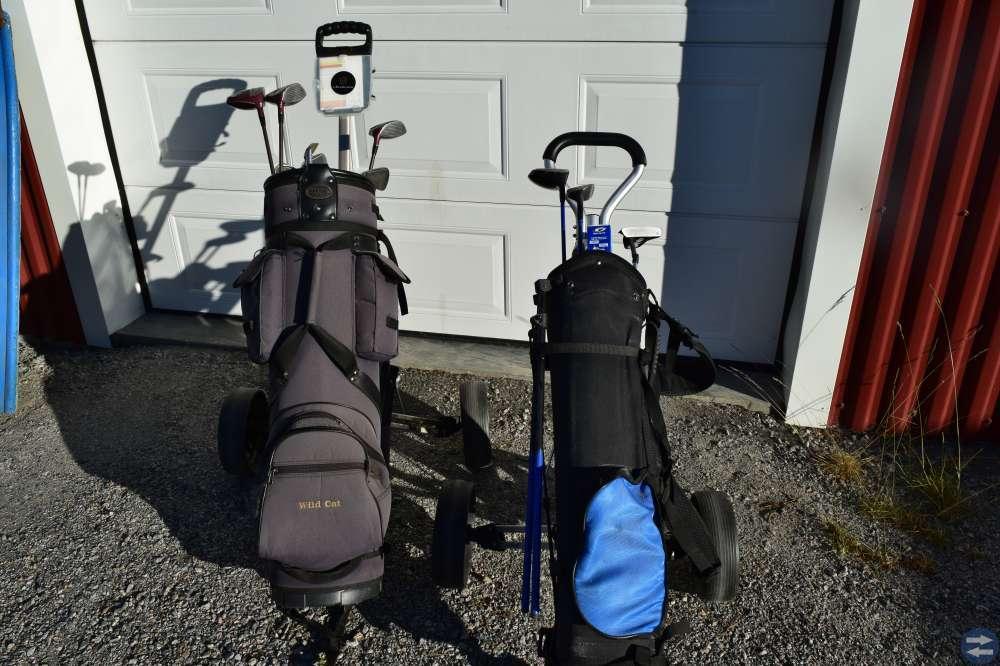 2 st golfset