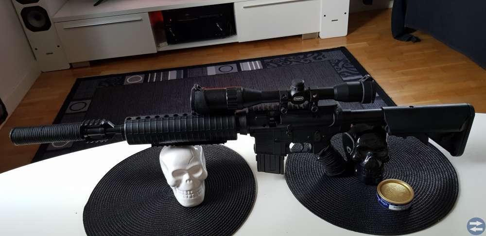 Luftgevär