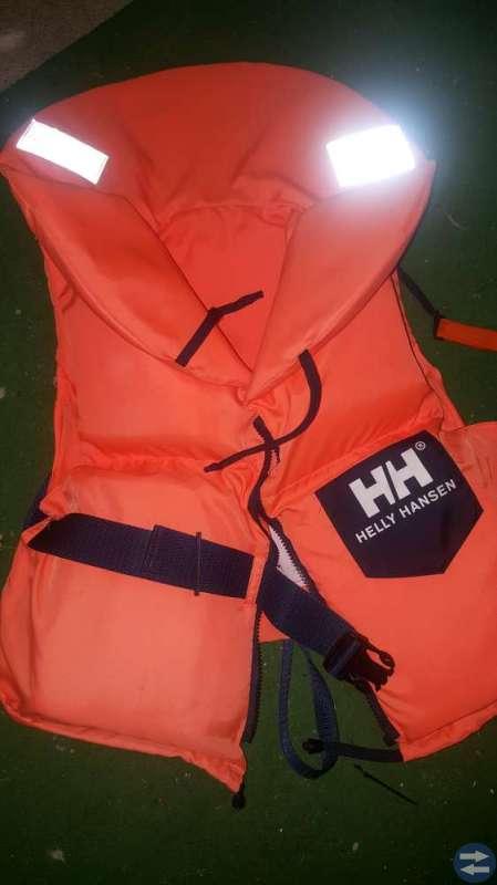 H/H flytväst. 40-60 kg