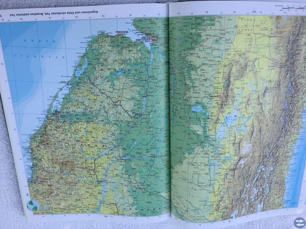 Atlas, deutscher