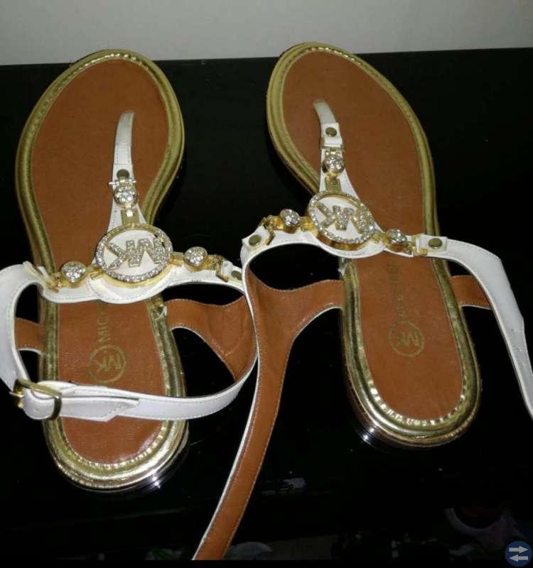 Väska , skor och jacka