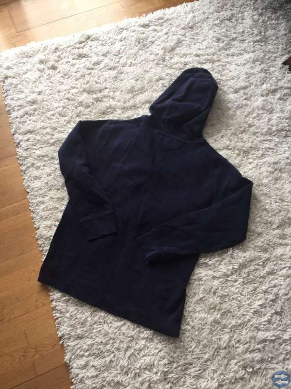 Polo Ralph lauren stickad tröja med luva
