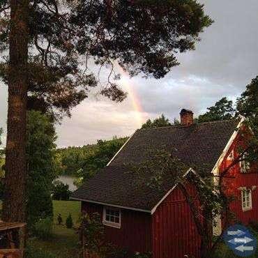 Uthyrning: Långeds mysigaste hus