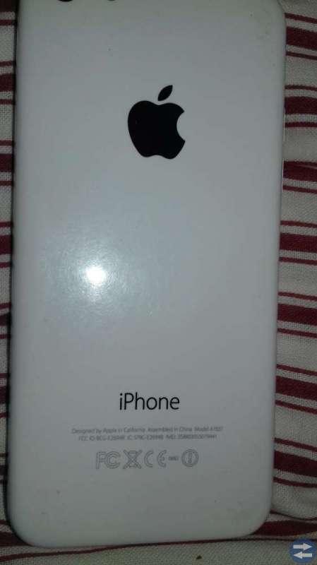 Fin iPhone  5 se i fint skick