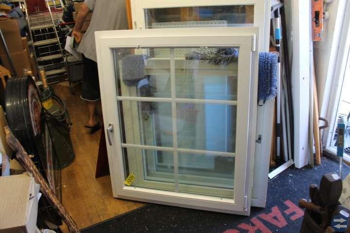 3 nya fönster, 99x99,100x120 &83x139