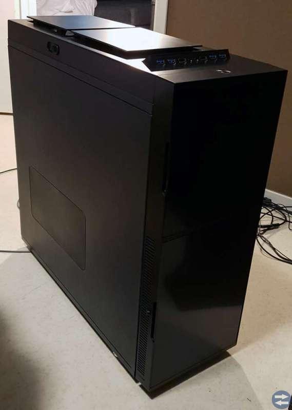 Stationär dator