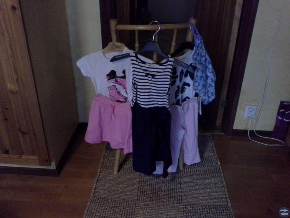 Flickkläder 98-104-110