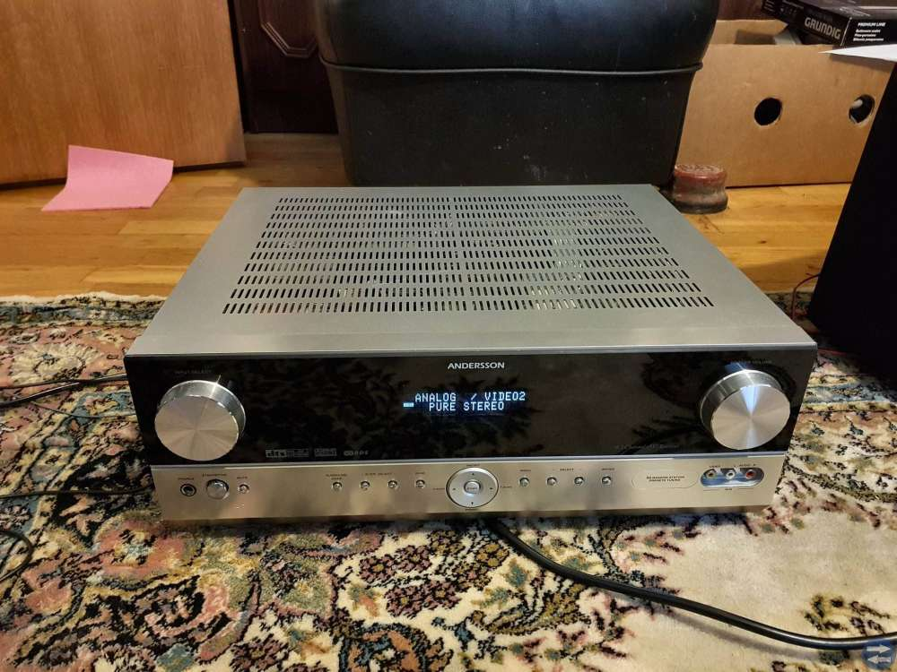Receiver Andersson R1