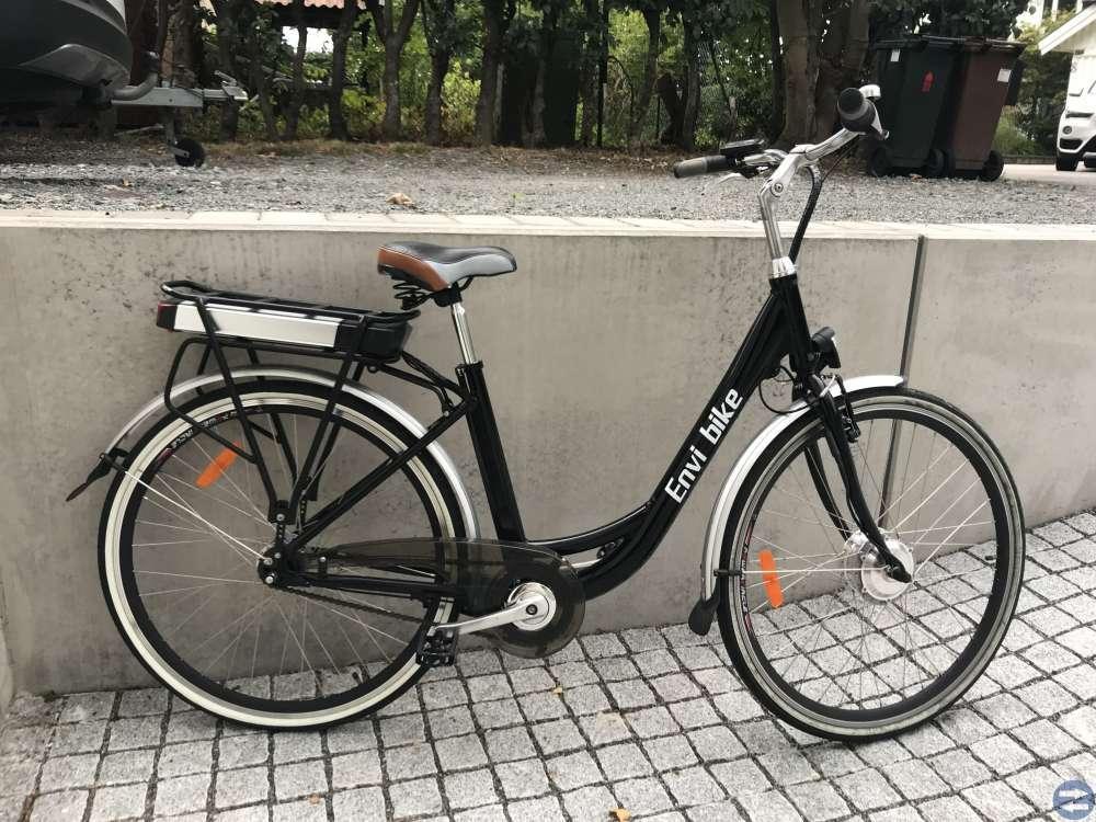 Billig elcykel