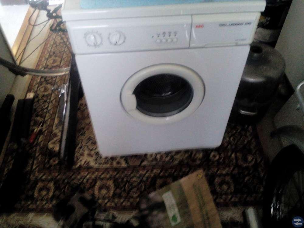 Aeg tvättmaskin 4,5 kg
