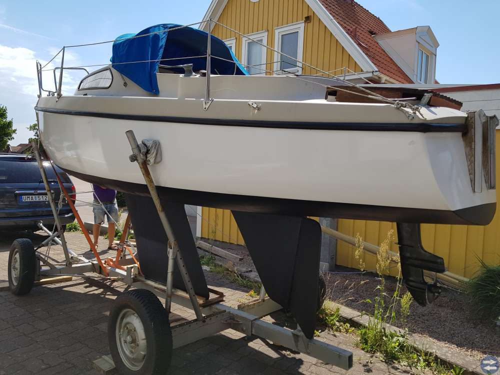 Marieholm seecat 21
