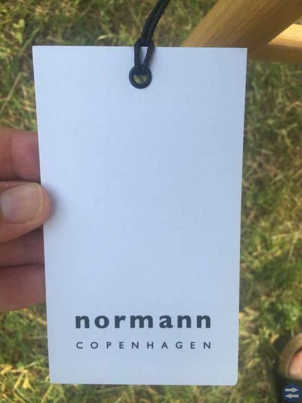 Form från Normann Copenhagen