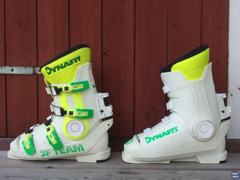 Slalompjäxor