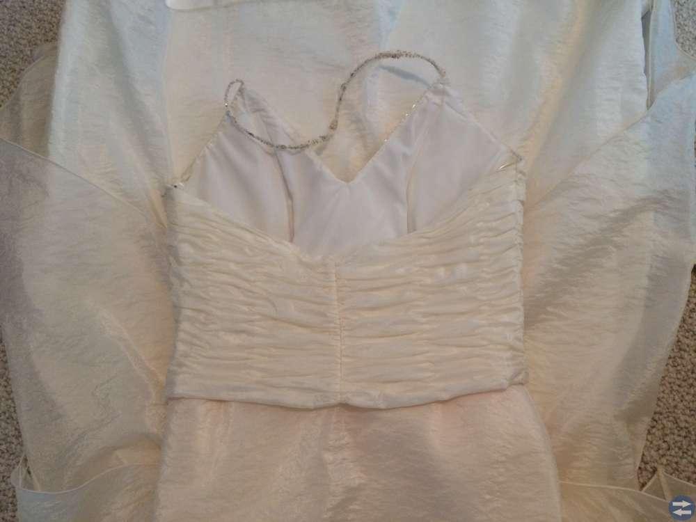 Brudklänning, stl. 44