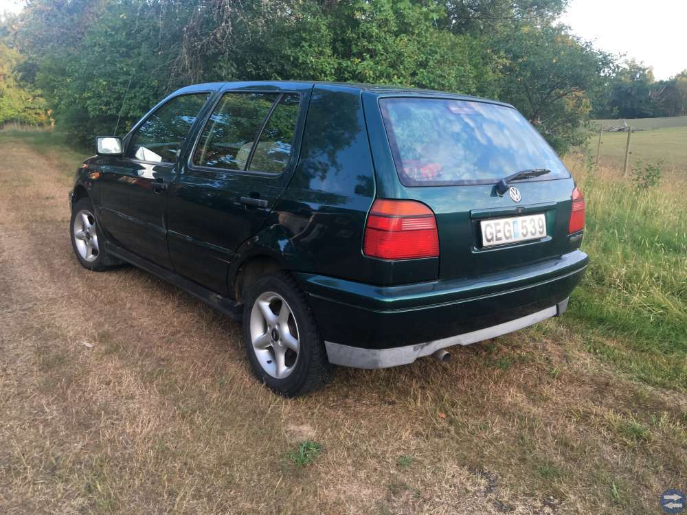 VW Golf GL 1.8I -97