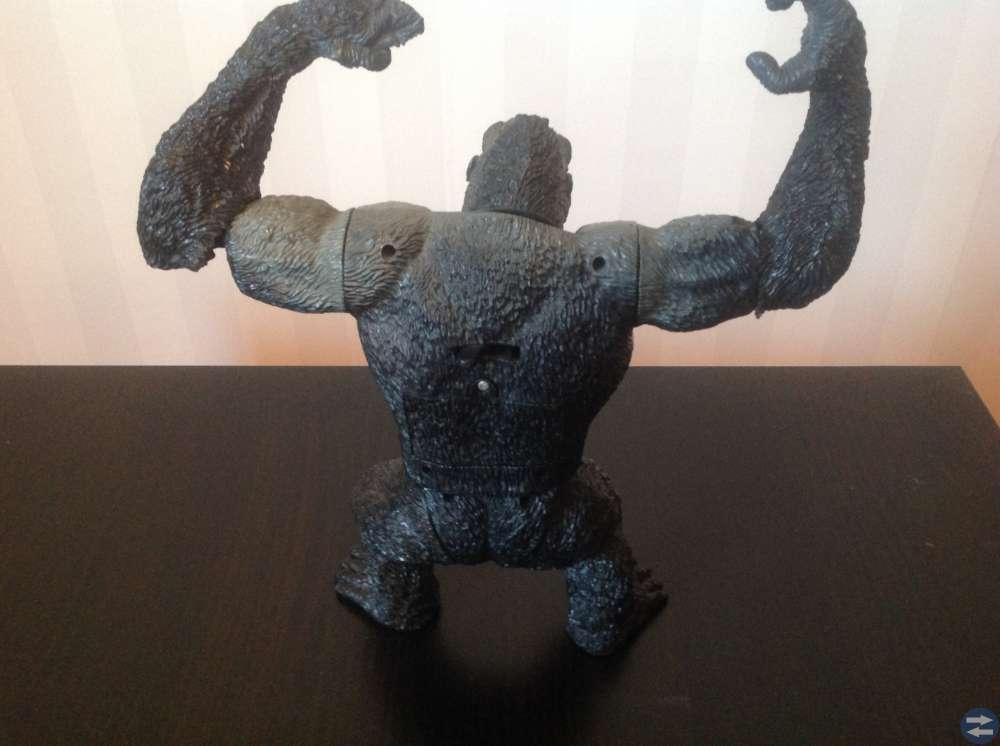 King Kong med ljud och rörliga armar