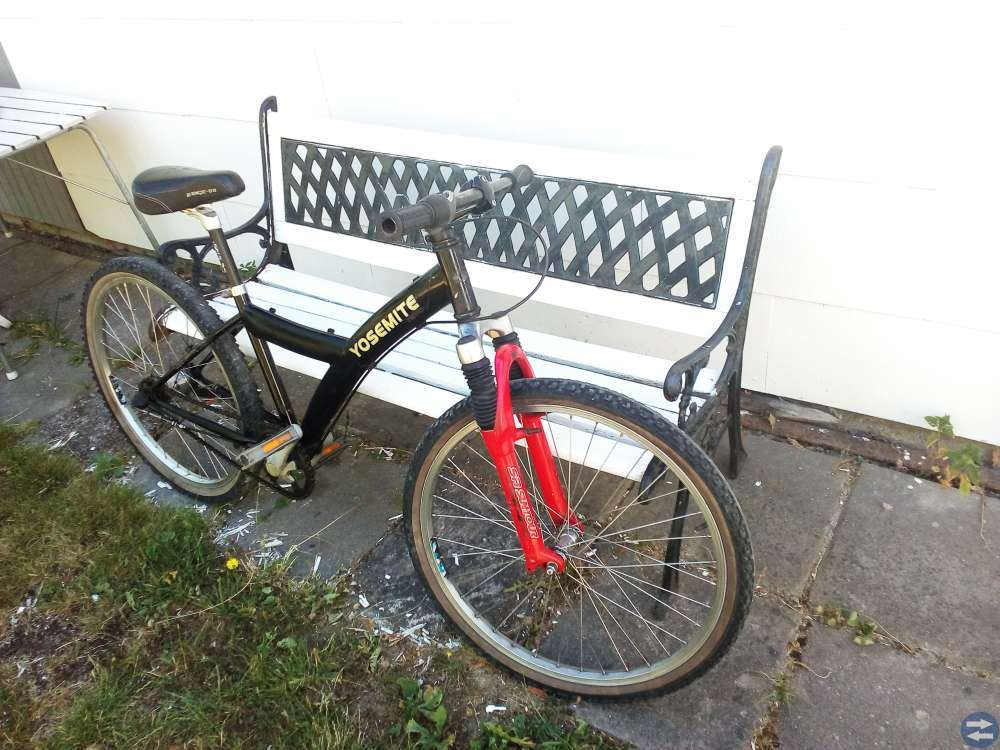 Pojk cykel 24