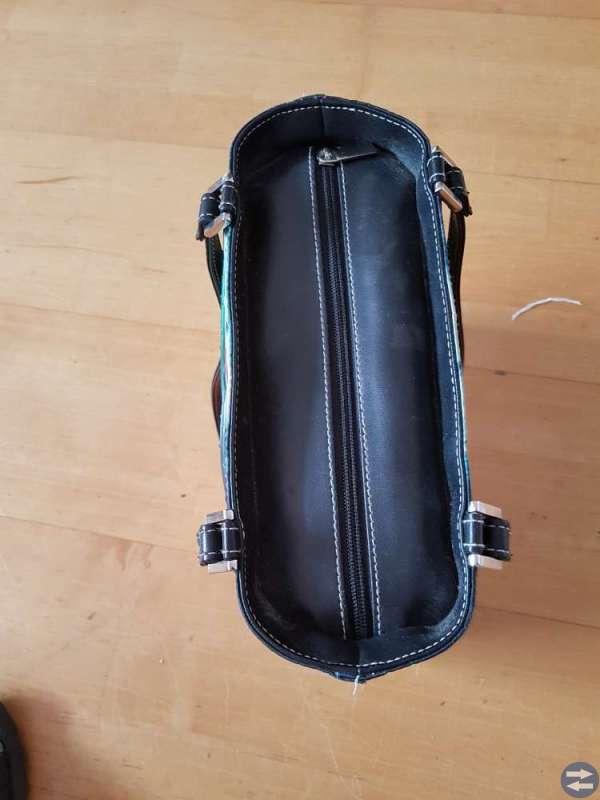 Väskor i skinn