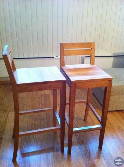 Barbord 4 stolar