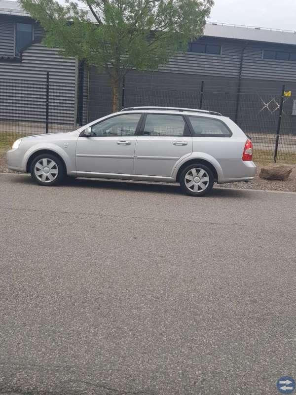 Chevrolet Nubira 1.6 sx kombi Låga mil