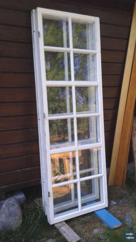 Gamla fönster