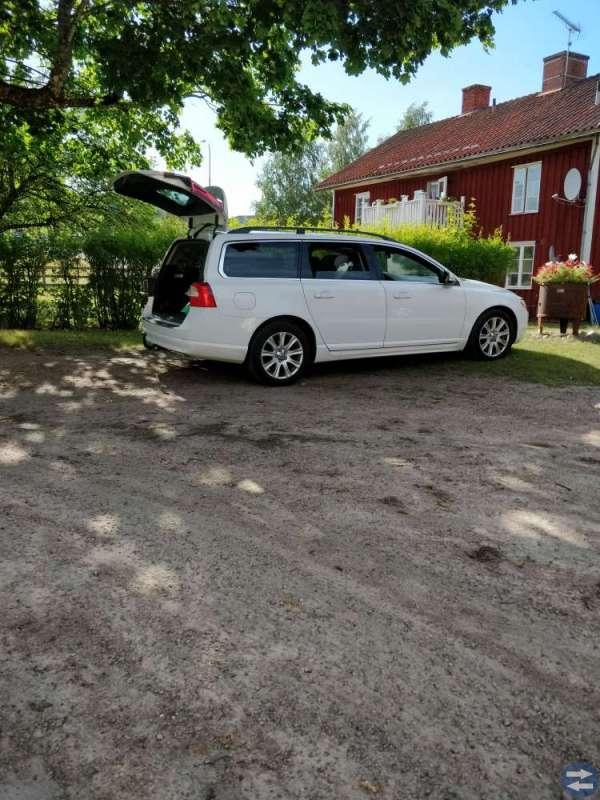 Volvo V70 2.5 T Flexifuel