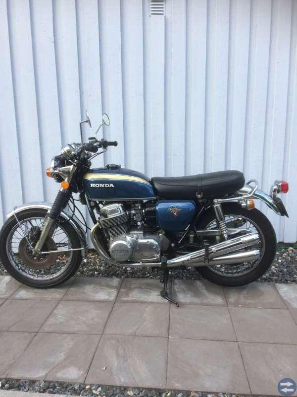 Honda CB 750 -73a