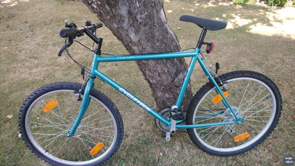 Cykel, Cykletech cross Lane, hybridtyp