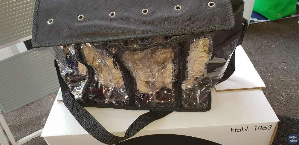 Väska till handdarbete