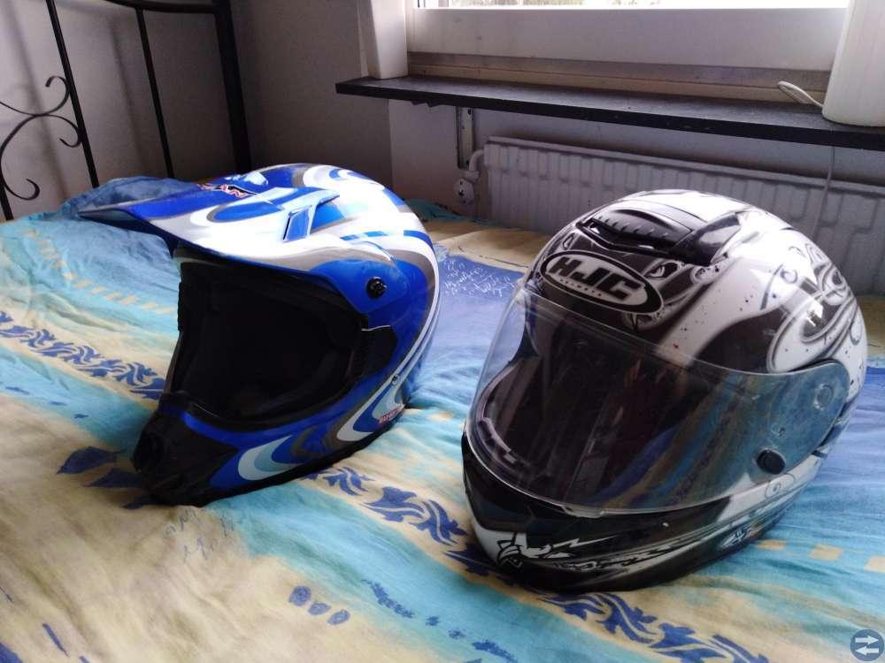 MopedHjälmar 2st