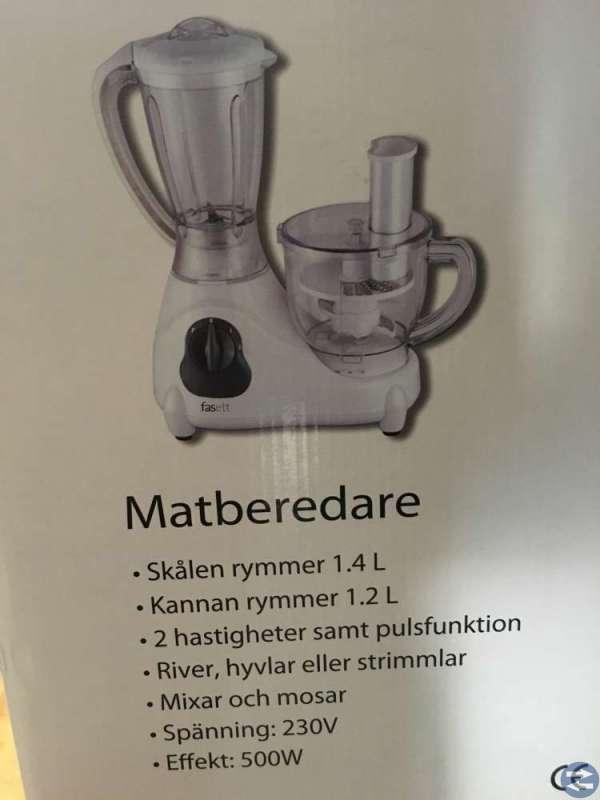 Matberedare
