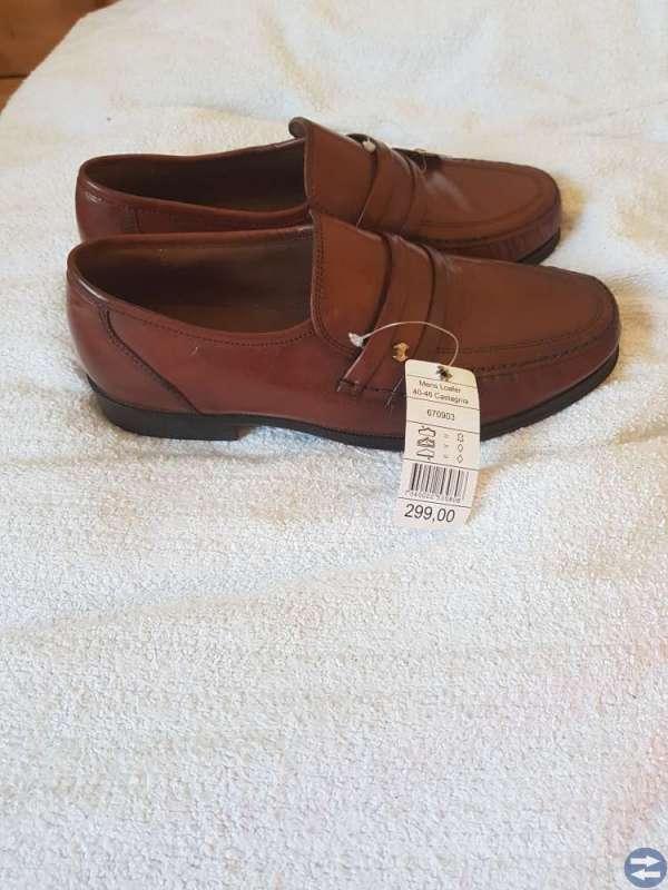 Herr skor