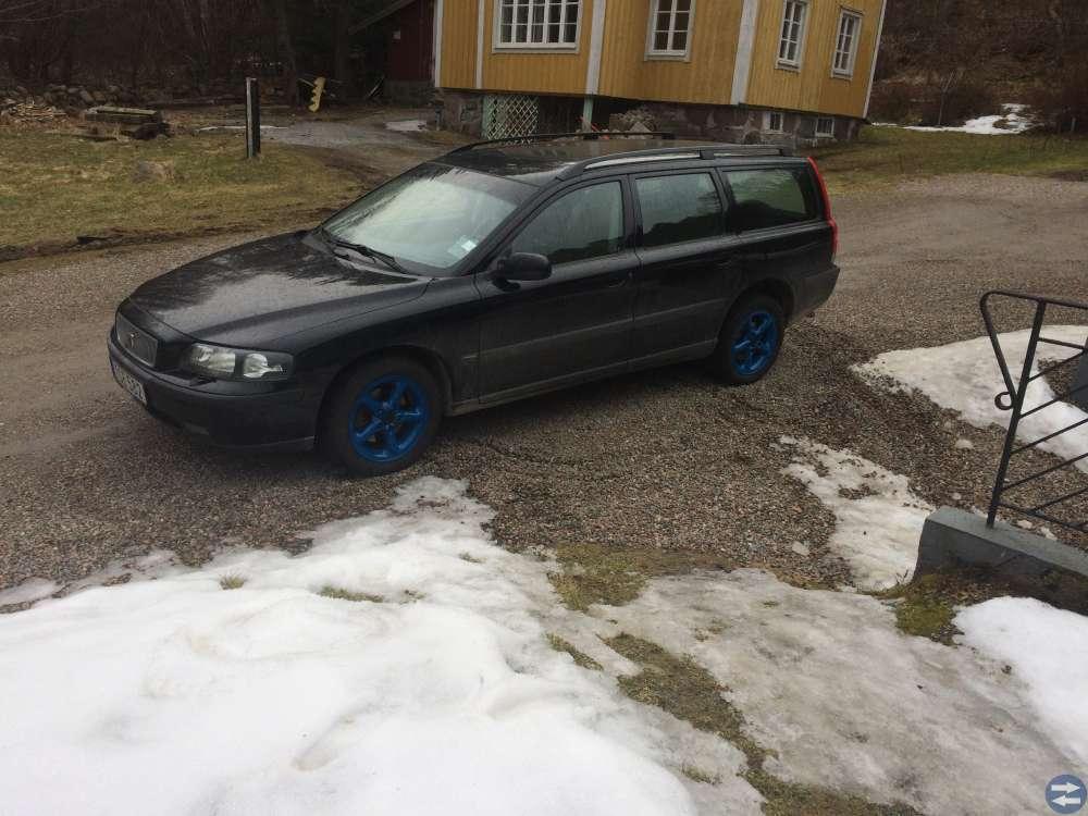 Volvo fälgar med däck