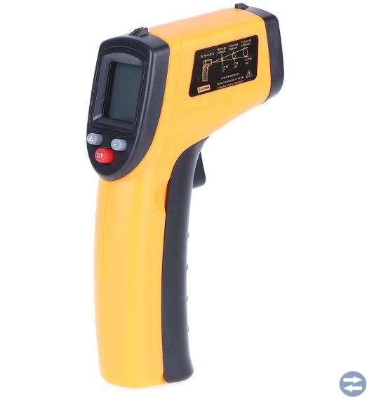Ny IR-Termometer