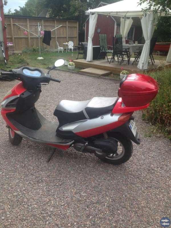 EU moped rep objekt