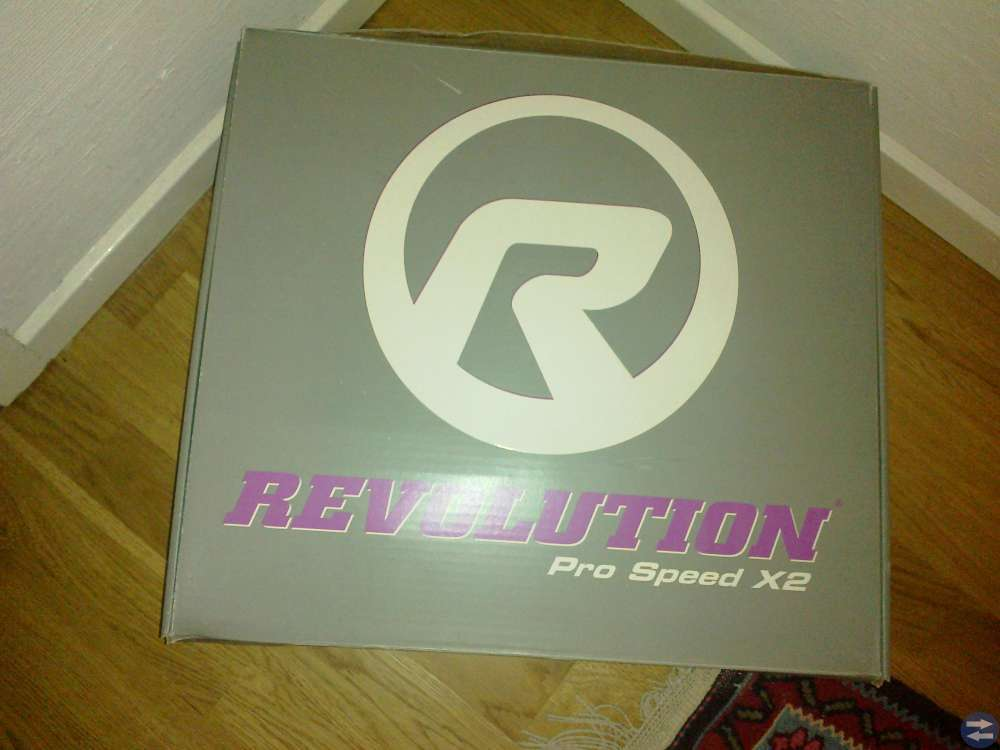 Revolution Pro Speed X2;  stl. 39 säljes