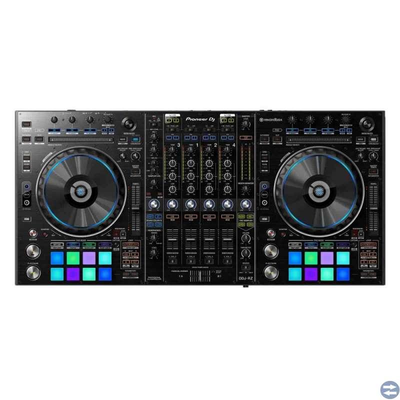 Pioneer DDJ-RZ Professional 4-Channel Rekordbox DJ