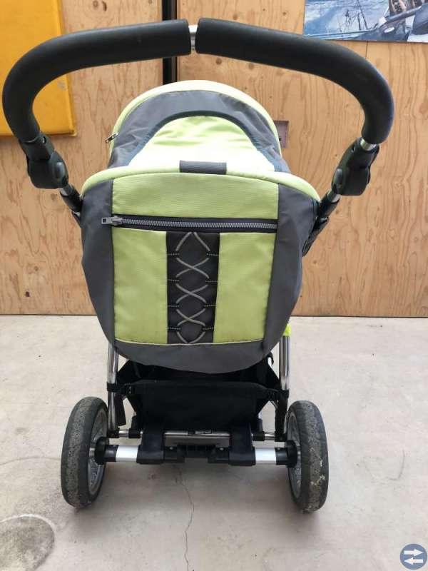 Barnvagn Emmaljunga stroller