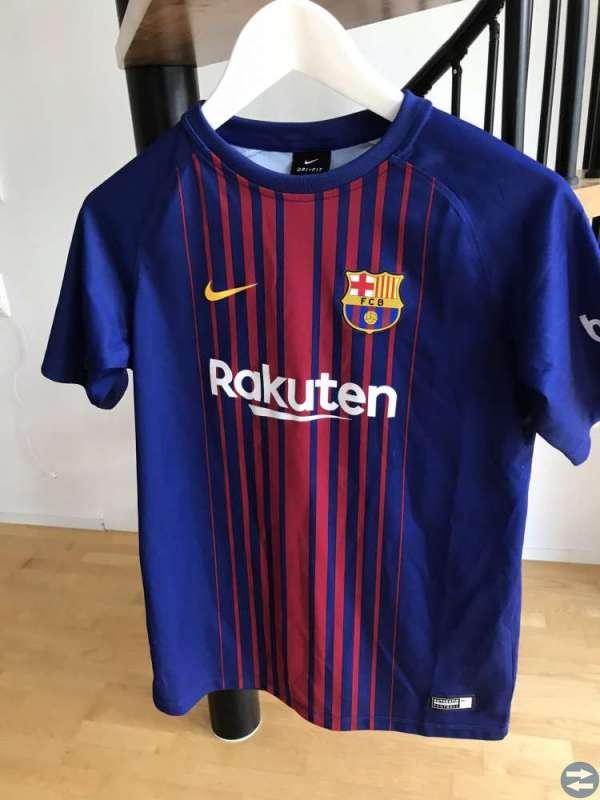 Fotbollströja Barcelona