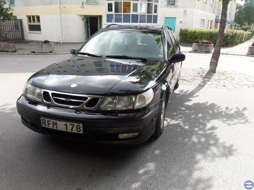 Saab 95t  combi SE  00-årsm. en pärla