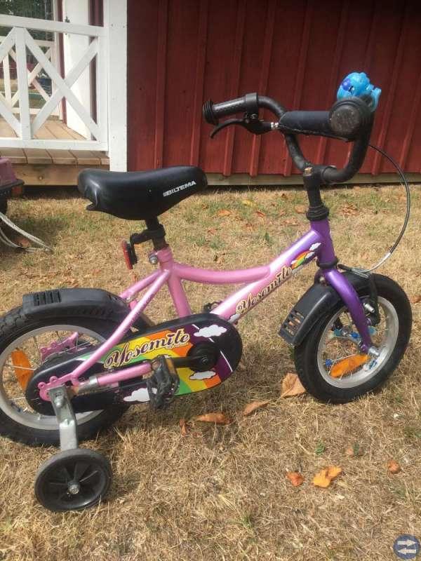Barn cykel 12 tum