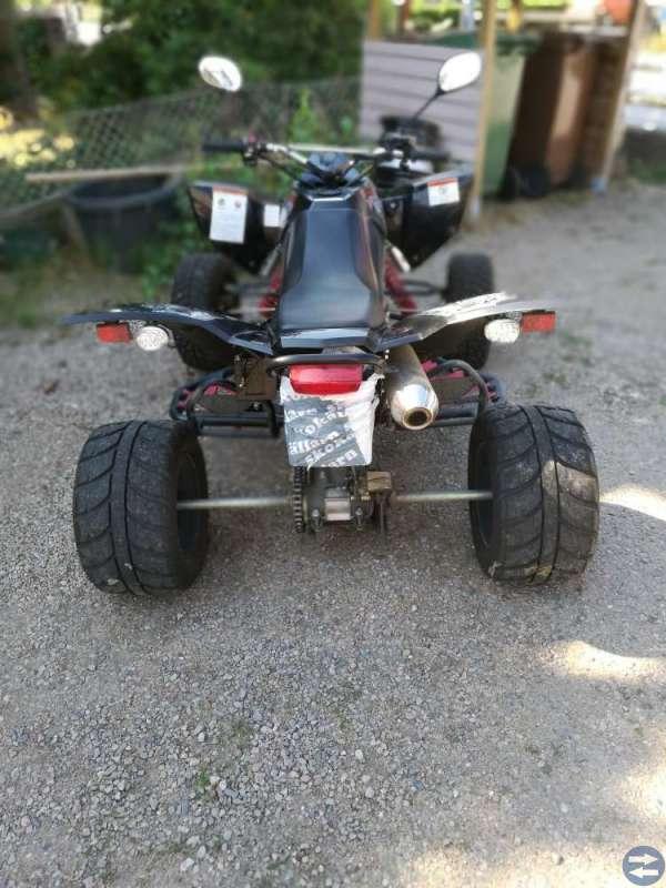 SMC Wildcat 520 supermotard (2015)