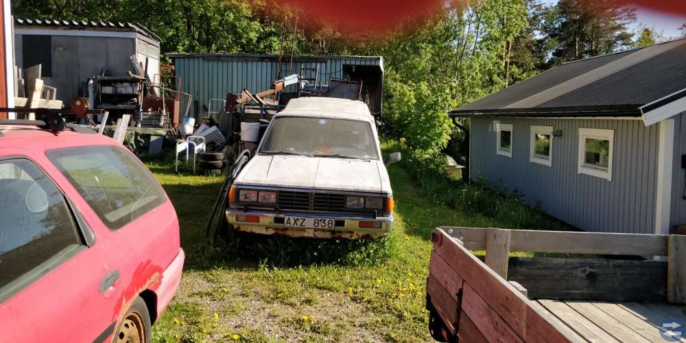 Nissan King cab Kp 720 1988