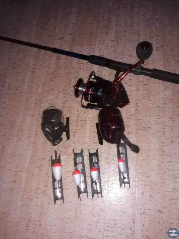 Nytt fiskespö