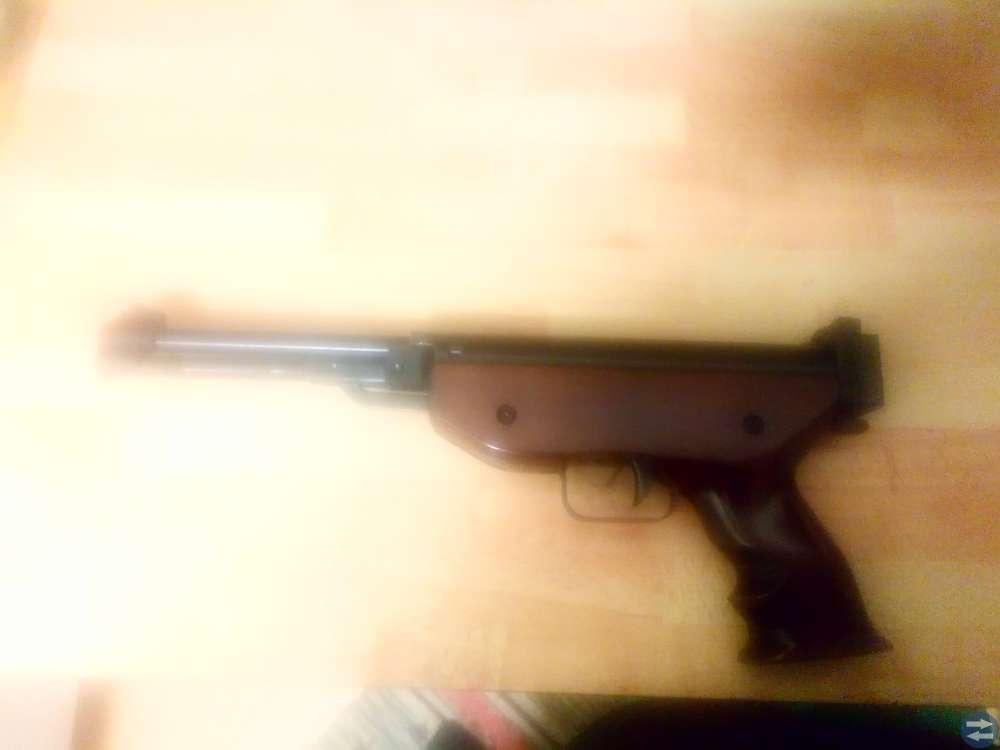 Luftpistol