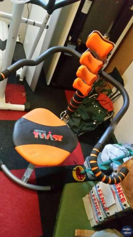 Ab Doer Twist 360 Magtränare