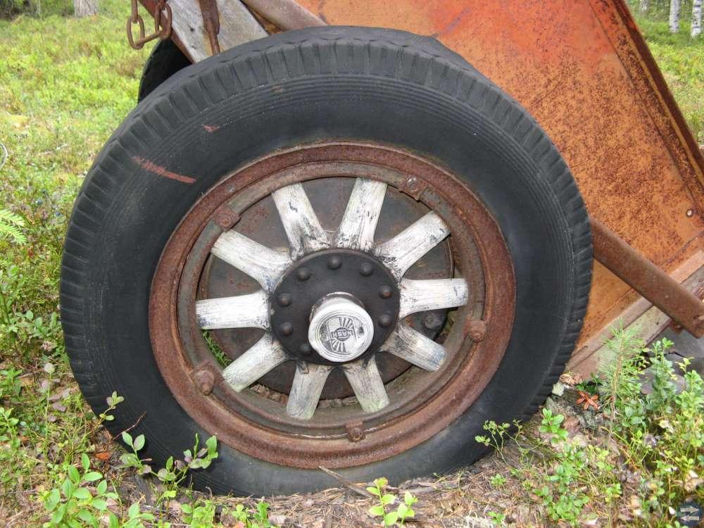 Veteranhjul NASH