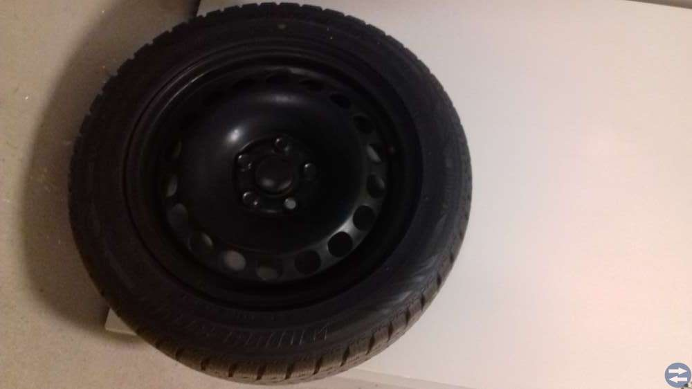 Vinterdäck, Bridgestone WS70 205/55 R16 94T