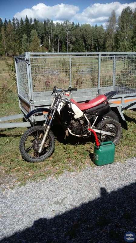 Honda 80 kubik